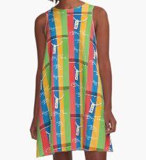 eBay Fans App by Keywebco  A-Line Dress