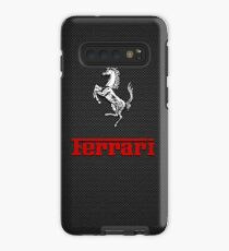 ferrari Car Logo Case/Skin for Samsung Galaxy