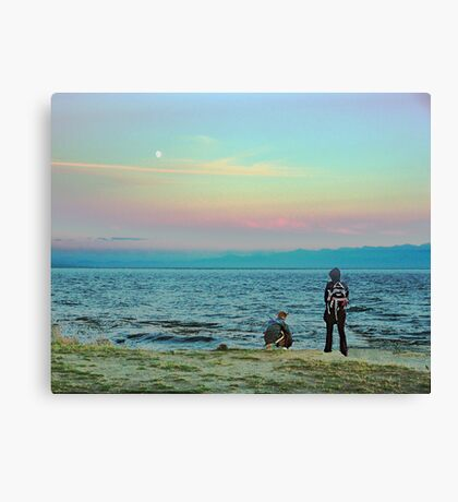Someday... Canvas Print