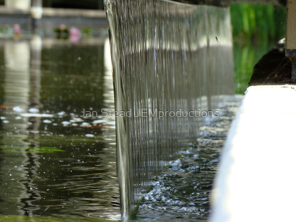 water falls by Jan Stead JEMproductions