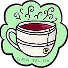 «brew-tea-ful» de Jennie Clayton