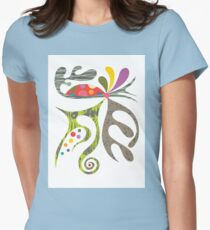 Savvy Women's Fitted T-Shirt