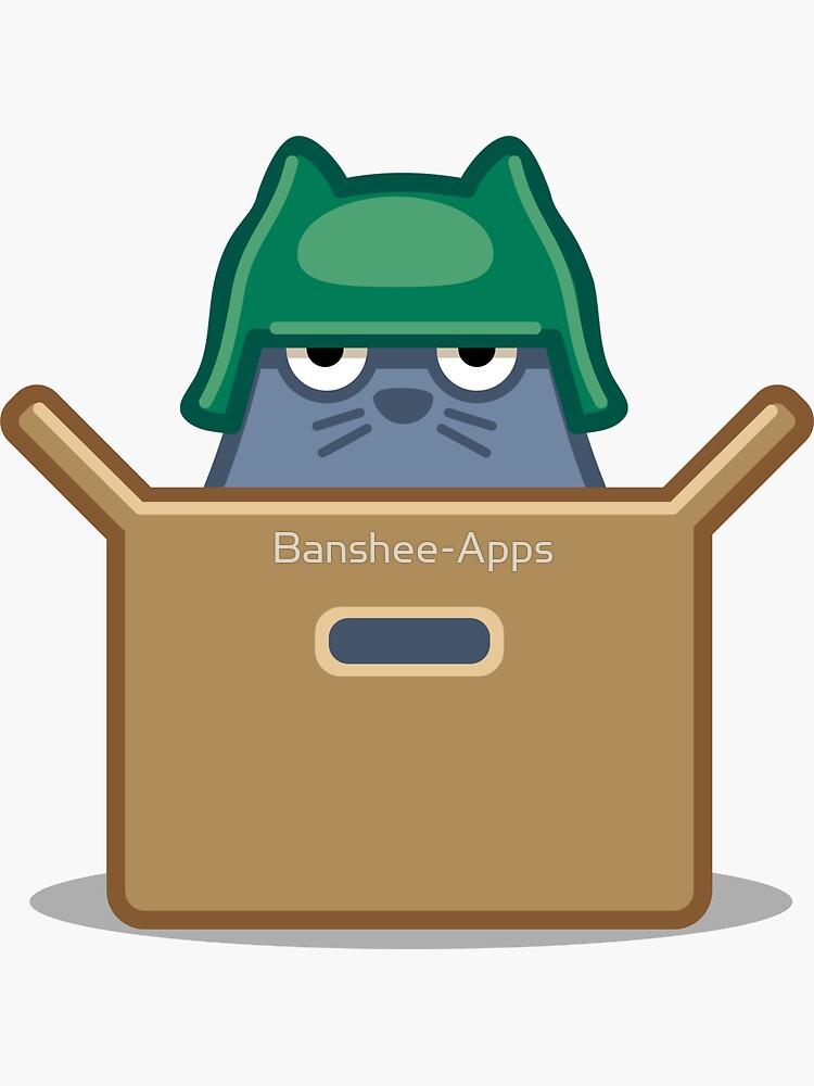 Schrodinger's cat tshirt by Banshee-Apps