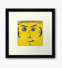 John Lemon Framed Print