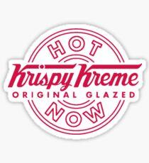 Krispy Kreme Vintage Sticker