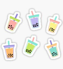 Mini Boba Sticker