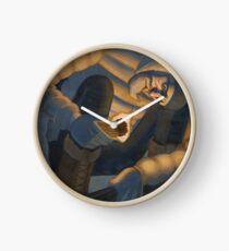 Firestarter Clock