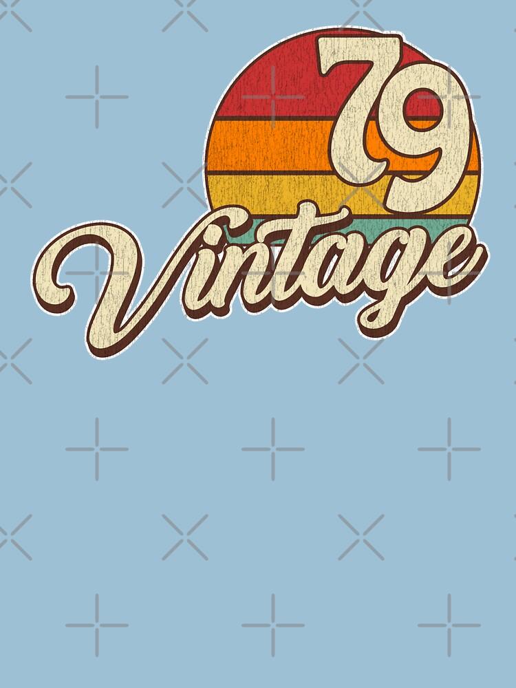 Vintage Birthday 1979 by styleuniversal