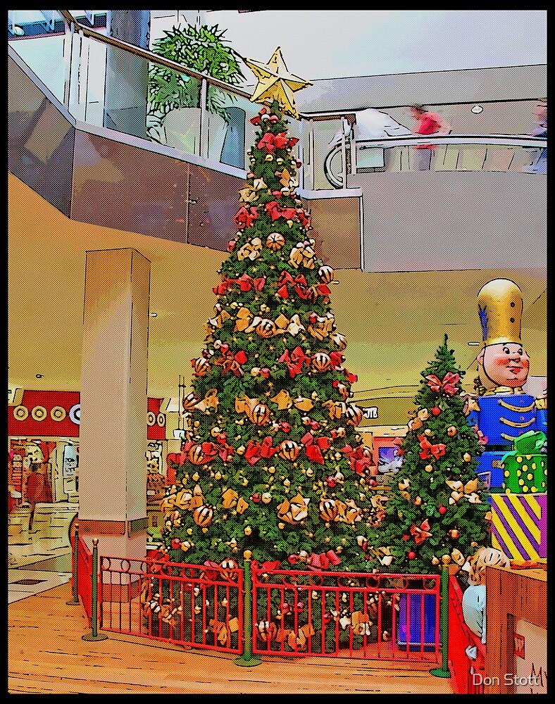 Christmas Tree by Don Stott