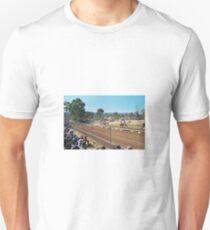 Camel race. T-Shirt