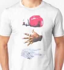 Roshambo Rock Paper Scissors Any Mike T-Shirt Unisex T-Shirt