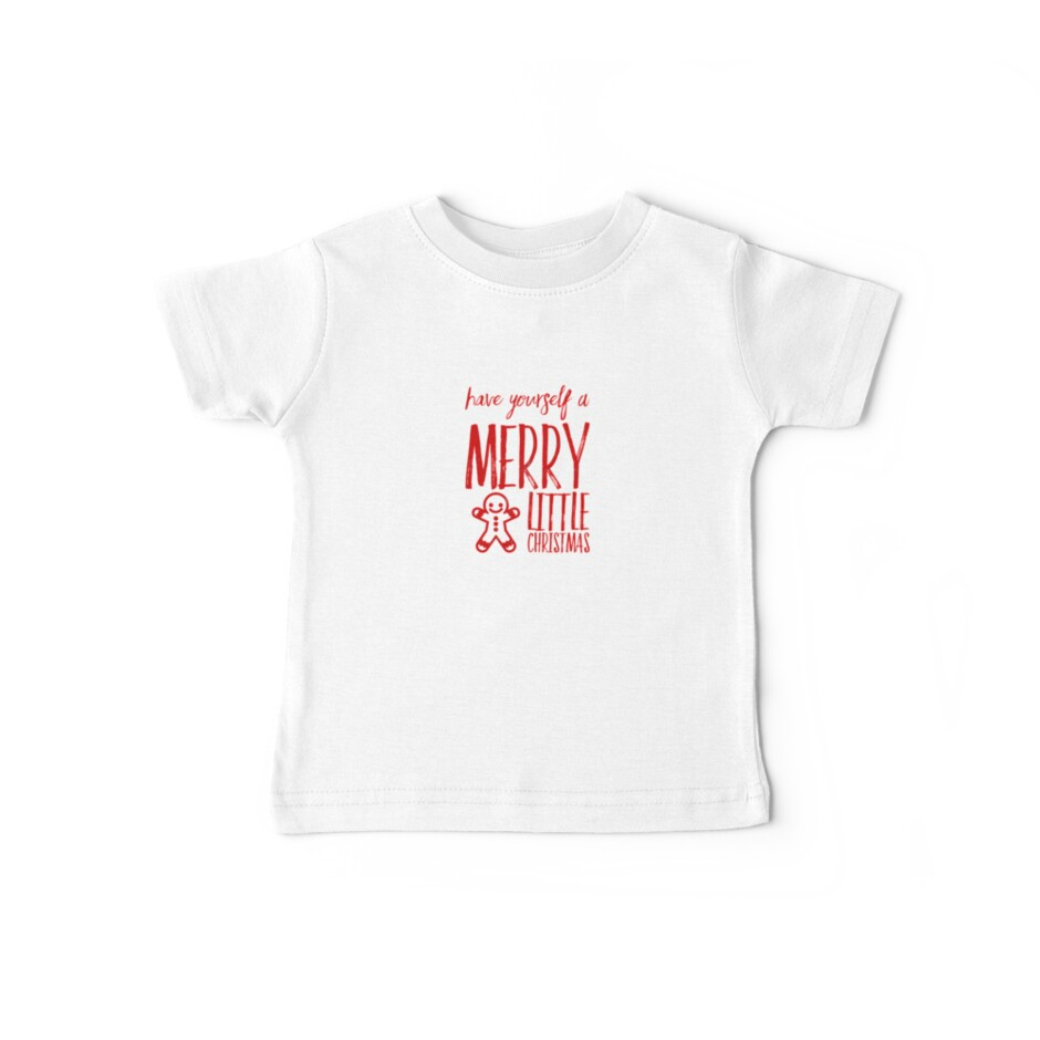 have yourself a merry little christmas tee xmas gift by arnaldog