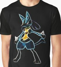 Lucario Graphic T-Shirt