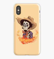 Un Poco Loco iPhone Case