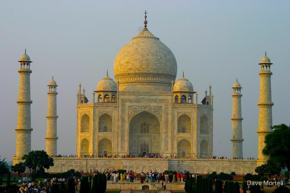 Taj Mahal by Dave Mortell