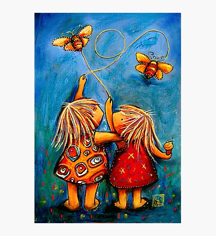 Forever Friends Photographic Print