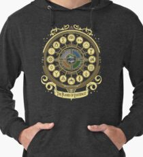 The Planes of Existence - D&D School Series Lightweight Hoodie