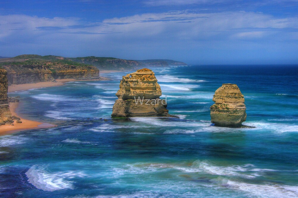 Port Campbell Series No 3 by Wzard