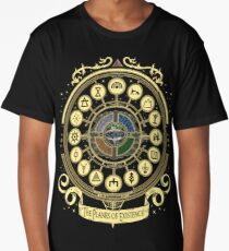 The Planes of Existence - D&D School Series Long T-Shirt
