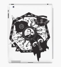 HP Lovecraft: a Mandala iPad Case/Skin