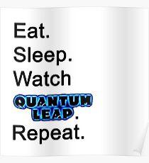 Watch Quantum Leap Poster