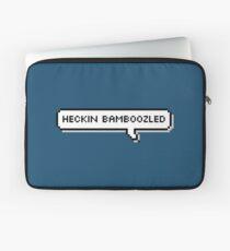 heckin bamboozled Laptop Sleeve