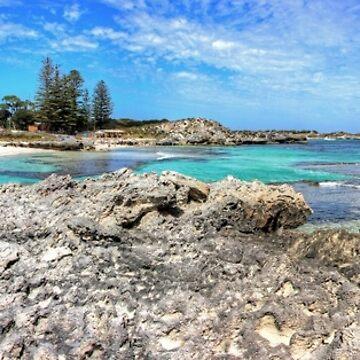 The Basin -  Rottnest Island WA - Panorama by Arrowman