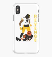 Juju Smith Revenge Tshirt iPhone Case/Skin