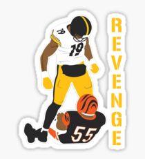 Juju Smith Revenge Tshirt Sticker