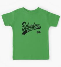 64 Plymouth Belvedere Kids Clothes