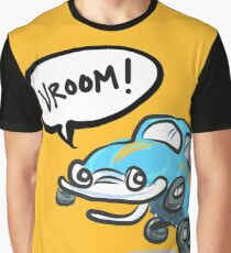 Vroom! Graphic T-Shirt