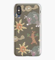 Pokemon Rock iPhone Case