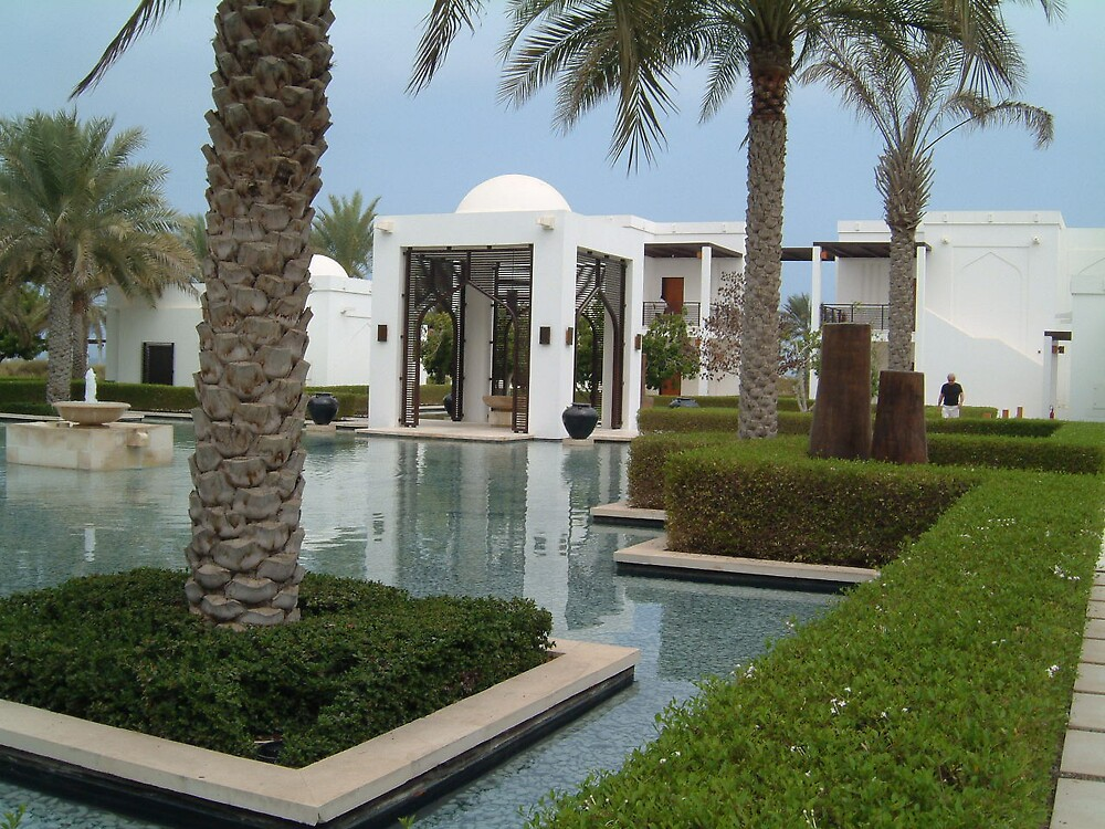 chedi muscat by Gipi Gopinath