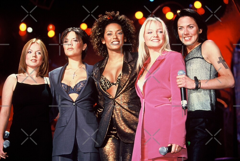 Spice Girls by MarkYoung