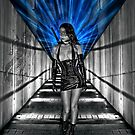 """La Femme Kunoichi"" by PAGalleria"