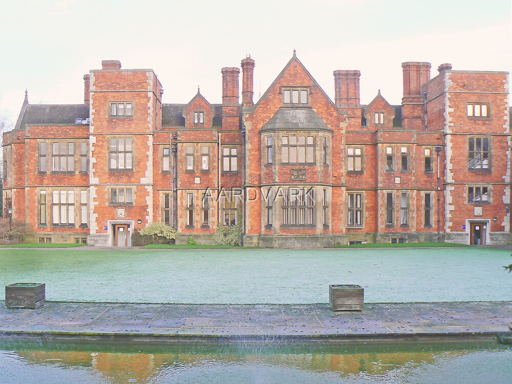 Heslington Hall by AARDVARK