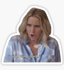 """Gurp Gurp"" The Good Place Sticker"