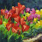 Tulip Time by Karen Ilari
