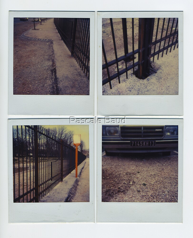 Narration - Polaroids by Pascale Baud