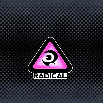 Reggie Radical Grinder Dimention  by RebelTaxi