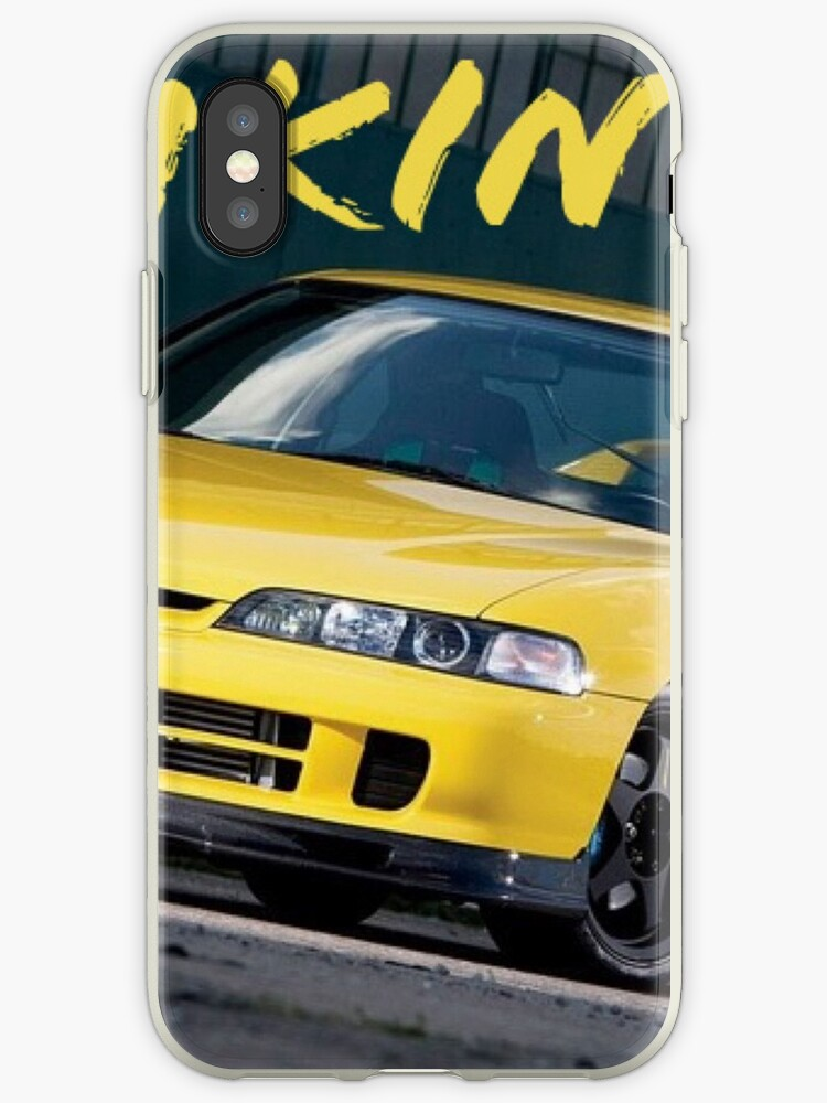 Acura Integra Type R IPhone Cases Covers By Jdmking Redbubble - Acura phone case