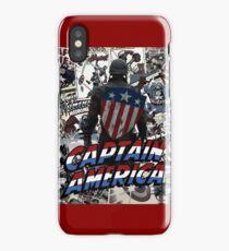 Captain Collage iPhone Case/Skin