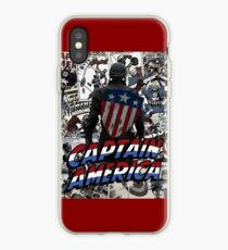 Captain Collage iPhone Case