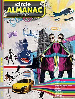 Almanac Cover by nvil