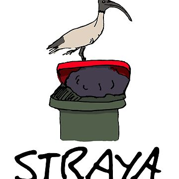 Straya by strayastickers