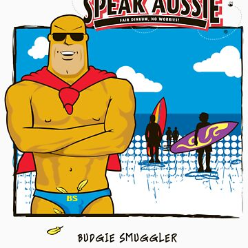 Budgie Smuggler by monsar