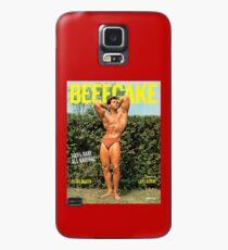 BEEFCAKE Magazine Case/Skin for Samsung Galaxy