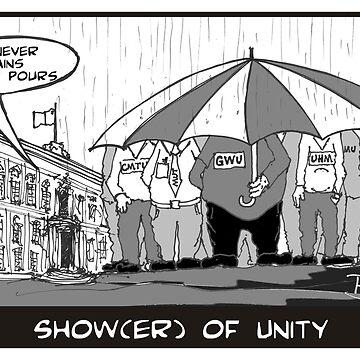Shower of Unity by Bertu