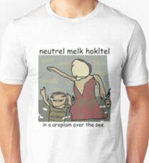 Neutral Meme Hotel Unisex T-Shirt
