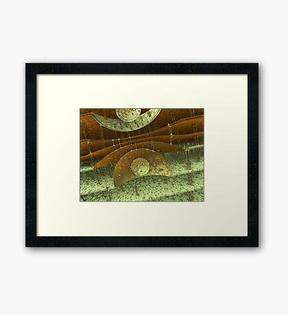 Timpani Framed Print